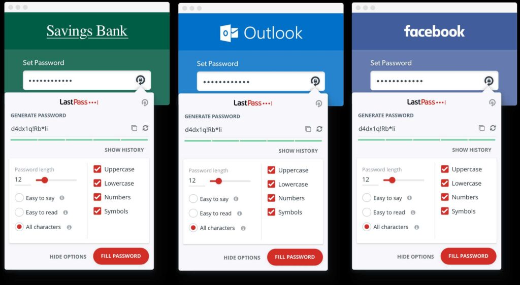 LastPass Password Manager and Authenticator