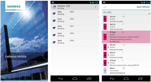 cerberus application for anti theft app for android
