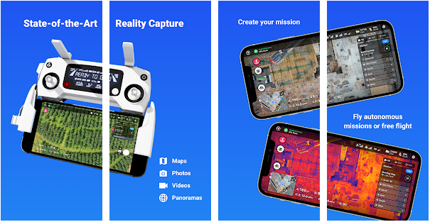 drone deploy top 10 best drone application for android and ios devices