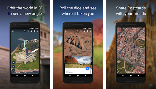 google earth top 10 drone app for android and ios device