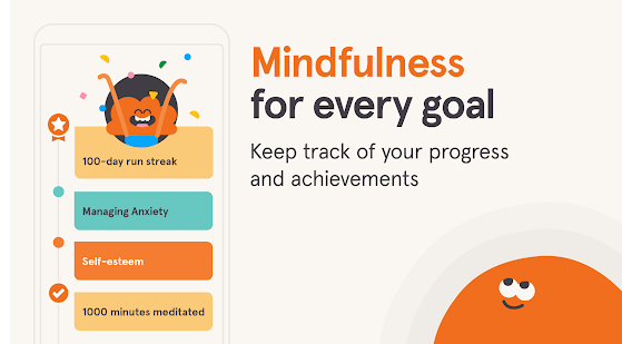 headspace application for health apps for android 2021