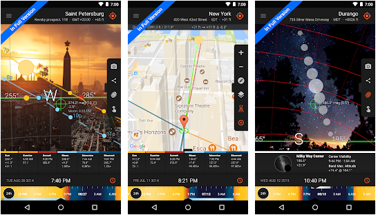 sun surveyor top 10 best drone appliction for android and ios device