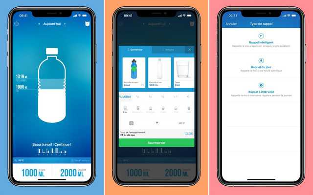 water logged iphone application for health in 2021