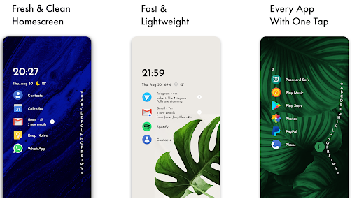 Niaagara best android launcher application in 2021