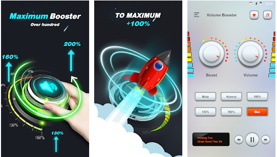 Sound amplifier by VAVA Best App increase volume on Android