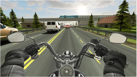 Traffic pilot best car race gaming application for android and ios