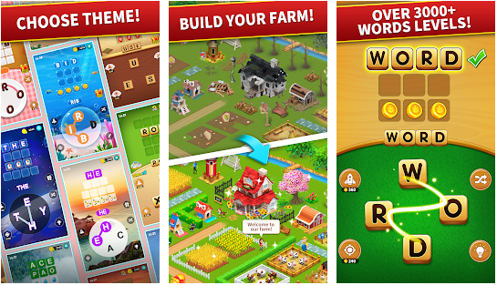 Wold Harvest Gameing App For Android