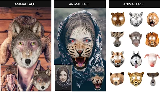 animal face maker app for best photo morphing application for android