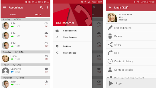 automatic call recoder best call recoring application for android