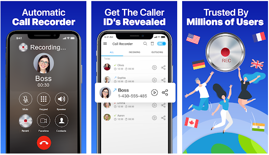 best automatic call recorder application for android