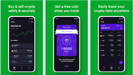 blockfolio best bitcoin wallet for android apps