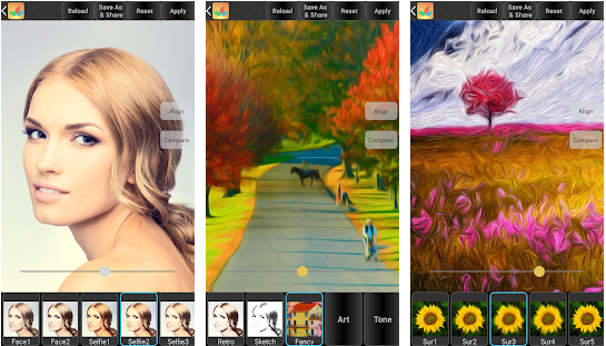 bonfire photo editor application for best photo editor application in android