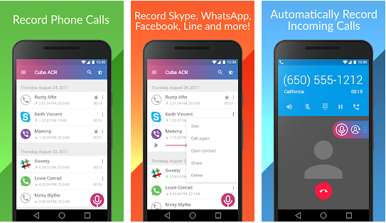 call recorder acr best call recording application for android