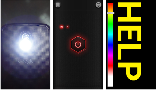 color best hd flashlight application for android