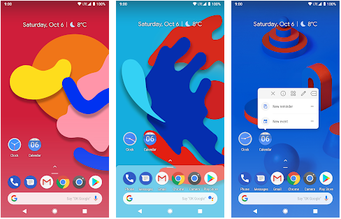cpl customized pixel launcher application for android 2021