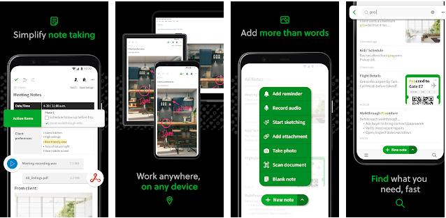 evernote app for best alternative application for microsoft onenote