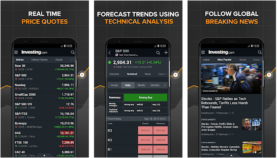 investing.com best stock market stimulator application for android