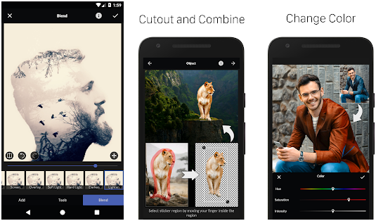 lightx The Best photo editor application for android