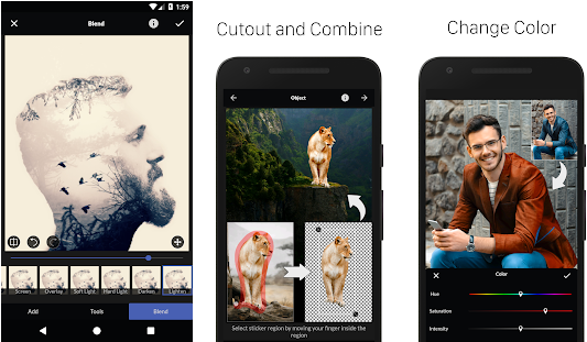lightx The Best selfie application for android