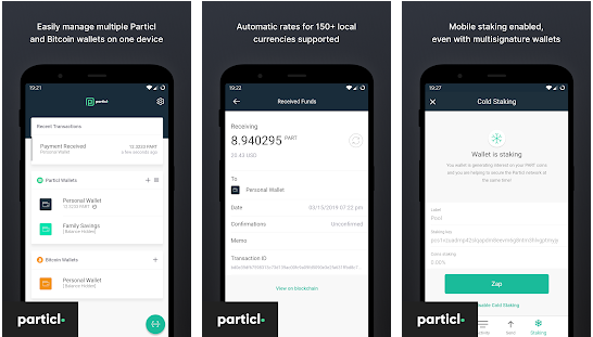 particl copay best bitcoin wallet for android