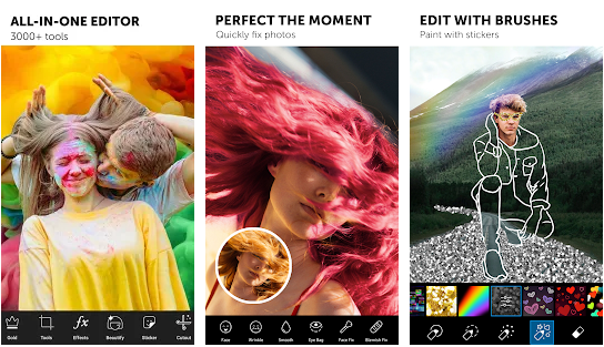 picsart best photo editor application for android