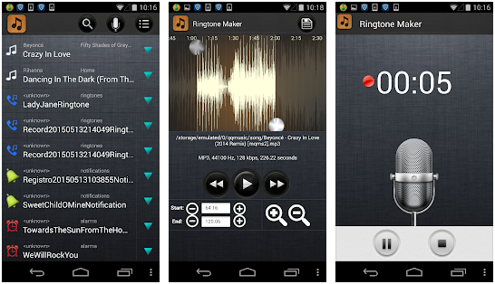ringtone manufacturer best wallpaper and ringtone application for android