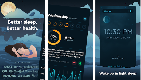 sleep cycle best android application for baby monitoring