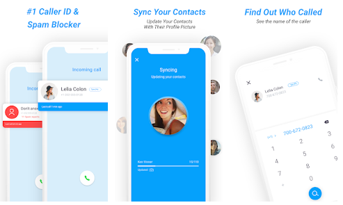 sync me best spam call blocker application for android