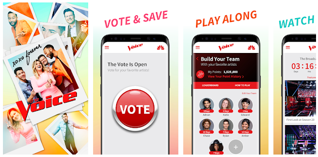 the voice app for karoke in android version