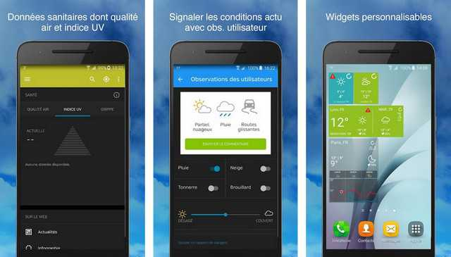 weather underground best widgets for improving your home screen