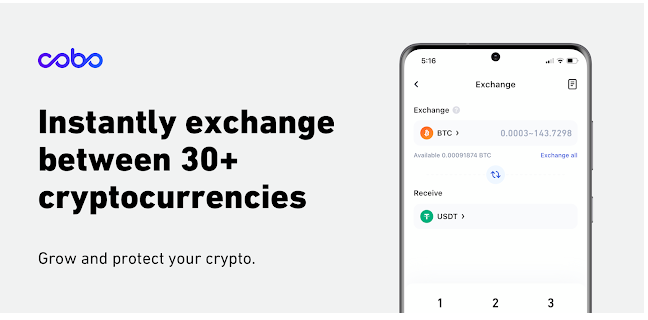 Cobo cryptocurrency apps for android