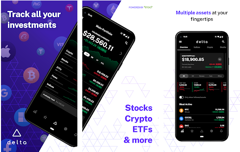 Delta cryptocurrency apps for android
